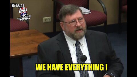 Maricopa County Audit Team Admit Files Were Deleted but THEY WERE ABLE TO RECOVER THOSE FILES !