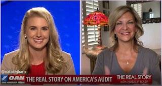 The Real Story - OAN Maricopa Audit Results with Dr. Kelli Ward