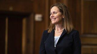 Supreme Court Nominee Meets With GOP Senators