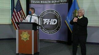 City of Tulsa COVID-19 update