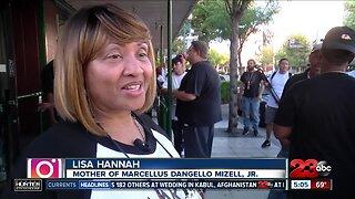 Bakersfield community comes out for crash victim benefit