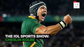 IOL Sports Show Ep 4: Cheslin Kolbe