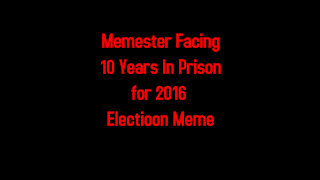 Memester Facing 10 Years In Prison for 2016 1-27-2021