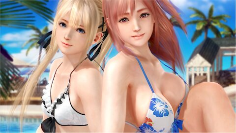 Another Day in DOA Xtreme 3 Paradise!