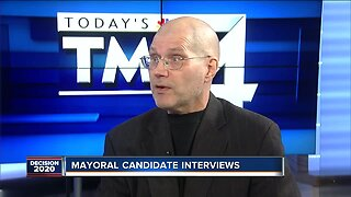 Milwaukee Mayoral Candidate: Paul Rasky talks running for multiple offices, experience, reducing reckless driving