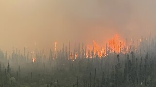 Drought Conditions Fuel Western Wildfires, Prompt Evacuations