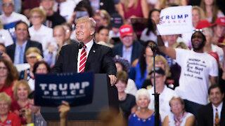 Live President Donald Trump Save America Rally in Des Moines, Iowa