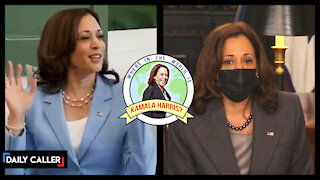 Where In The World Is Kamala Harris? Space Edition!