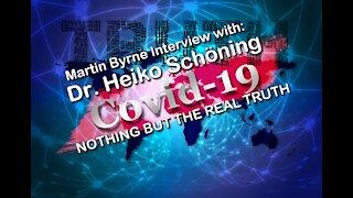 2021 JAN 20 WFA Martin Byrne Interview Part 1 PCR TESTING COVID 19; Dr. Heiko Schöning