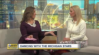 Channel 7's Ali Hoxie to perform at Dancing with the Michigan Stars