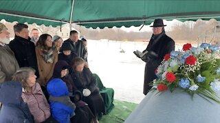 Ron Helzerman's Funeral