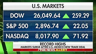 Stuart Varney: New Mexico trade deal is a win for America