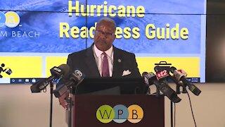 West Palm Beach leaders talk hurricane season