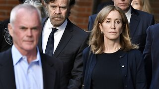 Felicity Huffman's Daughter Accepted To Carnegie Mellon After Scandal