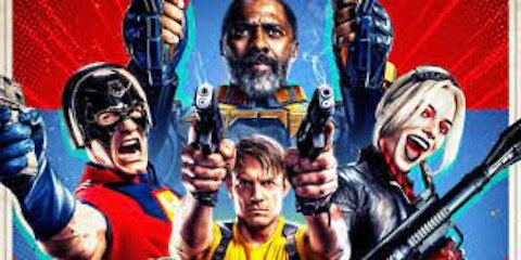 THE SUICIDE SQUAD NEW MOVIE OFFICAL trailer(HD) 2021