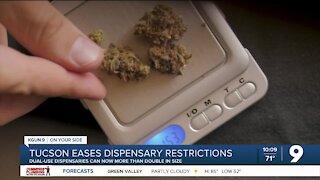 Mayor, council ease marijuana dispensary restrictions