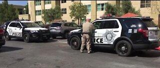 Las Vegas police seek 8 people in homicide investigation at Grandview