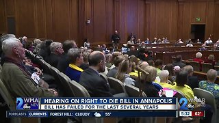 Assisted suicide bill proposed to General Assembly