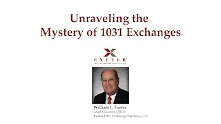 Unraveling the Mystery of 1031 Exchanges