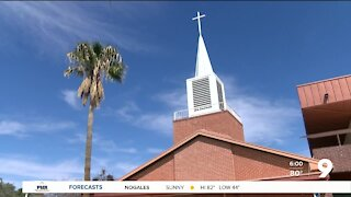 Tucson Chinese Baptist Church responds to an increase in attacks on Asian Americans