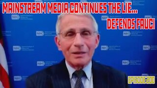 Mainstream Media Claims Fauci's Emails Show His Bravery? Biden Continues to Embarrass U.S. | Ep 200