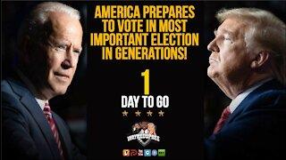 America Prepares To Choose Between America And Socialism 11/2/20