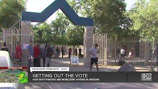 AZ Democrats and Republicans running hard, deadlines coming fast