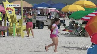 Health expert says its safe to travel for spring break