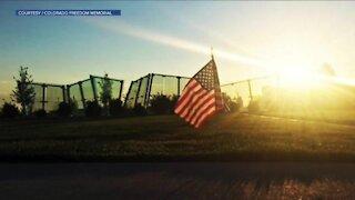 Colorado Freedom Memorial raising new flag Saturday
