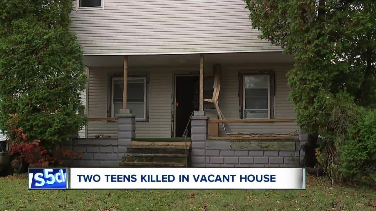 Vacant homes, like one where 3 teens were shot, plague Cleveland's Mt. Pleasant neighborhood