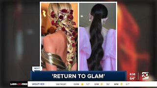 Returning to glam with 6 Salon