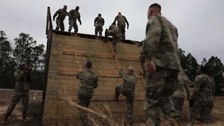 U.S. Army Best Medic Competition Obstacle Course Lane Validation