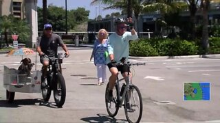 Steve's Ride - The mission of the American Red Cross