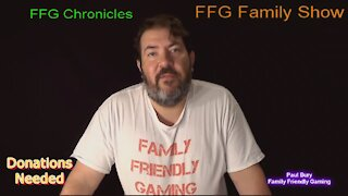 FFG Chronicles Donations Needed