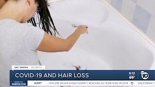 In-depth: COVID-19 and hair loss