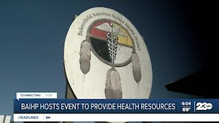 Bakersfield American Indian Health Project to host event providing health resources