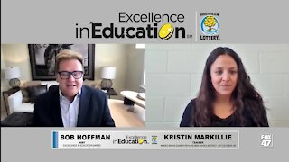 Excellence in Education - Kristin Markillie