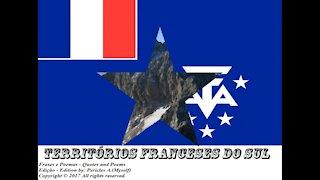 Bandeiras e fotos dos países do mundo: Territórios Franceses do Sul [Frases e Poemas]