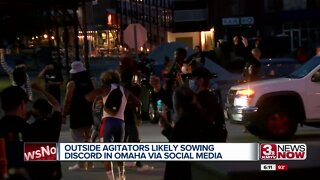 Outside Agitators Likely Sowing Discord in Omaha Via Social Media