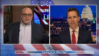 Hawley: Big Tech Is Anti American, Anti Free Speech