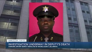 Wayne County Sheriff Benny Napoleon talks about corporal's death