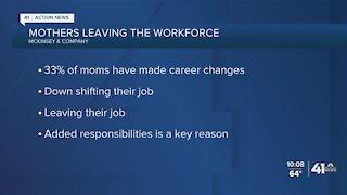 Kansas City metro mothers explain difficulty in leaving workforce