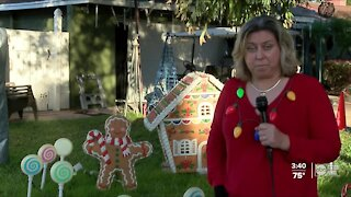 Largo community bounded by lights raises money for nonprofit
