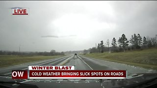 Green Country road conditions