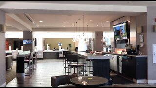 Downtown Bakersfield Marriott begins to bring staff back