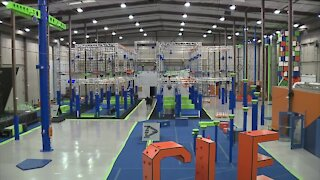 Family-owned sports center provides fun during pandemic