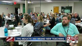 Tulsa Public Schools New Teacher Induction