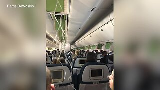 Flight to Fort Lauderdale makes emergency landing to Tampa after issue with cabin pressure