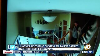Virginia family wants answers after Ring camera is hacked