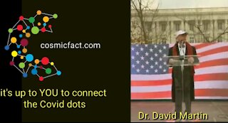 A FIRST!! Crimes by CDC, Fauci, Redfield are Enumerated by Dr. David Martin